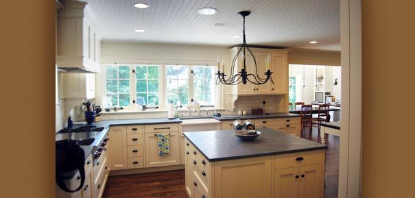 Luxury home builders - kitchens - Morristown, Morris County, NJ