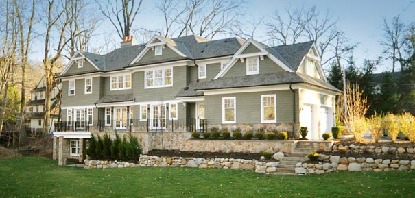 Luxury home builders - new homes - Madison, Middlesex County, NJ
